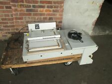 L Bar Shrink Shrink Wrap Machines Look Very Nice And Very Clean