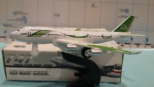 avion AIRBUS 747 AirBus Plane Model Series vert a friction 1/600 avion miniature