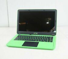 "Pi-Top V2 14"" Green Modular Laptop Chassis for Raspberry Pi"