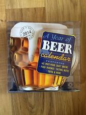 A Year Of Beer Page-A-Day 2014 Calendar