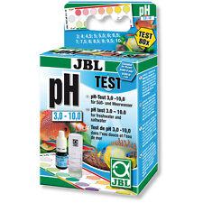 JBL PH 3-10 Test Kit Set per l'acqua dolce e ACQUARI MARINI