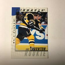 1997-98 Be A Player Joe Thornton RC