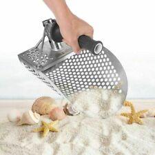 Neues AngebotMetalldetektor Sandschaufel Strandschaufel Wasser Edelstahl Detektion