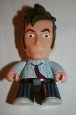 Doctor Who Titans Vinyl Figures 10th Dr. David Tennant FanExpo Exc Runaway Bride