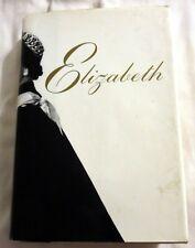 1996 Elizabeth: A Biography of Britain's Queen by Sarah Bradford Hardcover Book