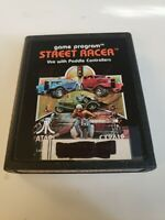 Street Racer (Atari 2600, 1977) complete instructions provided