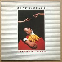 Café Jacques ‎– Café Jacques International  Vinyl LP