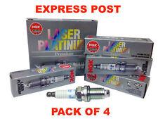 NGK SPARK PLUGS SET PFR6G-11 X 4 - HOLDEN RODEO RA TF 3.5L 3.2L HONDA LEGEND