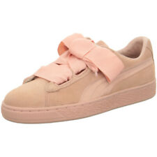 PUMA Suede Heart EP Women's Casual Trainers Pink 38
