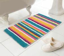Tappeti da bagno multicolore 100% Cotone
