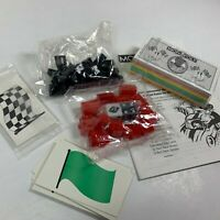 Monopoly Dale Earnhardt Replacement Pieces Cards Money Dice Property