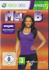 Get Fit with mel b Xbox 360 EMPL Sport Trainer (Requiere Kinect)