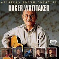 ROGER WHITTAKER - ORIGINAL ALBUM CLASSICS,VOL. I 5 CD NEU