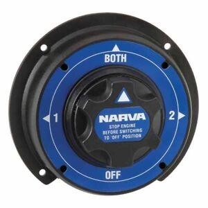 Narva Battery Isolator Switch 12V 310A 61090