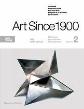 Art Since 1900 : 1945 to the Present by Benjamin H. D. Buchloh, Yve-Alain Bois,