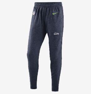 Nike Seattle Seahawks Travel Pants Men's Size 2XL- College Navy Heather
