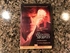 The Talented Mr. Ripley Dvd! 1999 Mystery Crime! Seven Side Effects Rounders