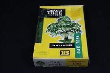 W523 BRITAINS Train arbreHo Oo 1822Chêne Oak make up tree models diorama