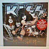 KISS Monster Vinyl New 180 Gram LP Hype Sticker Sealed Copy