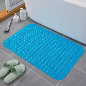 Bathroom Pad Shower Toilet Bath Bathtub Floor Anti-slip Carpet Massage Bubble