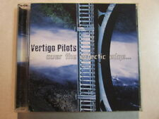 VERTIGO PILOTS OVER THE ECLECTIC EGDE 2003 10 TRK CD POP ROCK SOUND RUSH LABEL