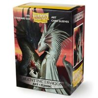 DRAGON SHIELD Valentine Dragons 100 Gloss CARD SLEEVES DECK PROTECTORS MTG