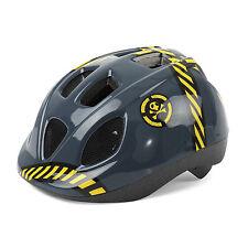 Casco de Ciclismo Antimosquitos para Niño Color Negro DANGER para Bicicleta 3620