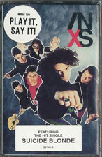 INXS X RARE promo Out of Print Cassette '90 (SEALED)