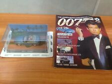 James Bond Car Collection No 9 - BMW Z3 - Golden Eye + Magazine