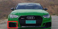Nuovo Originale Audi RS3 Paraurti Anteriore in Basso a Destra Sfiato Griglia