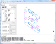 dxf2gcode (Software for Converting 2D DXF Drawings to CNC Machine G-Code)