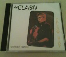 THE CLASH - YELLOW RIOT - LIVE 1982 CD