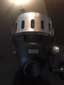 Zebco 808 Boss Hawg fishing reel, In Great Working Condition.