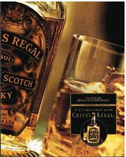 Publicité Advertising 1993 Scotch Whisky Chivas Regal