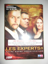 COFFRET 3 DVD LES EXPERTS SAISON 9 - EPISODES 1 A 12 / SOUS BLISTER