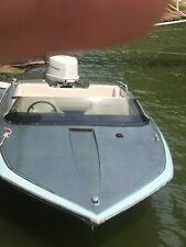 1979 Glastron Carlson CV16 motor boat