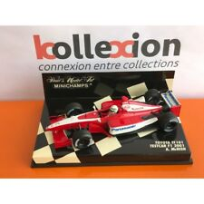 MINICHAMPS 4000010225 TOYOTA TF101 Testcar F1 A. McNish 2001 1.43 NB
