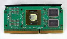 Intel Pentium ii P2 350mhz CPU secc2 Form Factor sl3FN 512k cache Slot1