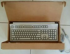 Vintage HP Wired Terminal Keyboard Beige PS2 C3758-60201 3732 MX3732 BRAND NEW