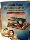 3D MOBILE PHONE VIDEO AMPLIFIER Enlarged Screen Magnifier Portable HOME CINEMA