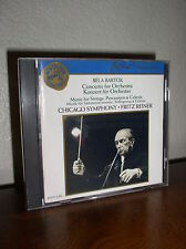 Béla Bartók: Concerto for Orchestra (CD, RCA Gold Seal )
