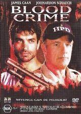 Blood Crime (DVD, 2003)James Caan*R4*Terrific condition*