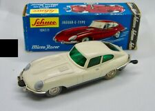 SCHUCO MICRO RACER ORIGINALE  JAGUAR E TYPE CONVERTIBILE  IN  BOX