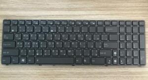 New AR Arabic keyboard ASUS G51 G51J G51V G53 G53JW G60 G60J G72 G73 N61 backlit