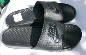 Mens Nike Flip Flops / Sandals Summer Pool Sports Sliders size UK 10
