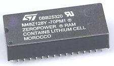 ST M48Z128Y-70PM1 DIP 1 Mbit 128Kb x8 ZEROPOWER SRAM