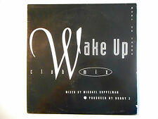 "MAXI 12"" POP 80s  ▒ WAKE UP ( CLUB MIX - 5'36 ) MIXED by MICHAEL KOPPELMAN"