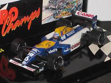 WILLIAMS RENAULT FW14B, #6, Riccardo Patrese, 1992, 1:64!!!