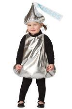 Brand New Hershey's Kiss Chocolate Funny Toddler Costume
