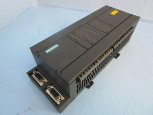 Siemens 1P 6ES7 215-2AD00-0XB0 Simatic S7 Module PLC Simadyn D 2ADOO-OXBO S5